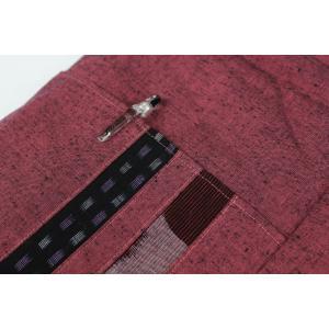 半纏  はんてん HTN 女性用 久留米 縦パッチ わた入れ 日本製 宮田織物|ran|11