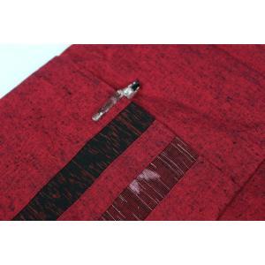 半纏  はんてん HTN 女性用 久留米 縦パッチ わた入れ 日本製 宮田織物|ran|05