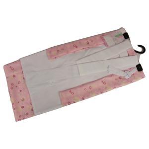二部式襦袢 裾除 友禅 掛衿 えもん抜付 日本製 Mサイズ/Lサイズ TNN-2|ran