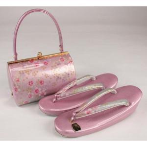 振袖・訪問着用 お洒落 金鷲本舗 高級 草履バッグセット 2枚芯 Fサイズ KZ-2|ran