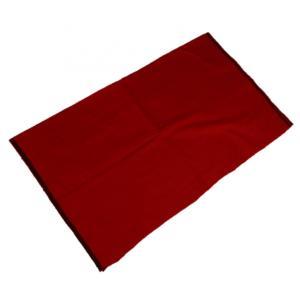 ネル 赤色 2m×2m 訳有品 NEL-5 汚れ多め ran