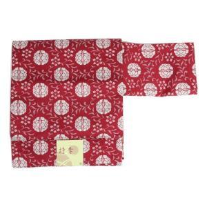 京袋帯 洗える お仕立て上り 全通柄 ONJ-31 詩季 日本製|ran