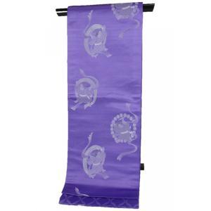 京袋帯 六通柄 KFO-1 お仕立て上り 日本製 袋帯|ran