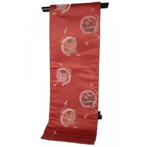 京袋帯 六通柄 KFO-6 お仕立て上り 日本製 袋帯|ran