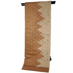 京袋帯 六通柄 KFO-8 お仕立て上り 日本製 袋帯|ran