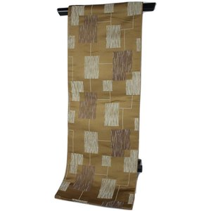 京袋帯 お仕立て上り 全通柄 ONJ-48 日本製 袋帯|ran