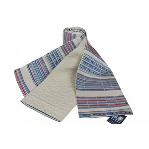 岡重 浴衣帯 半幅帯 小袋 OYO-183 四寸 リバーシブル 日本製 |ran