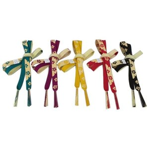 振袖用 正絹 帯締め 金糸使用  FGO 全5色|ran