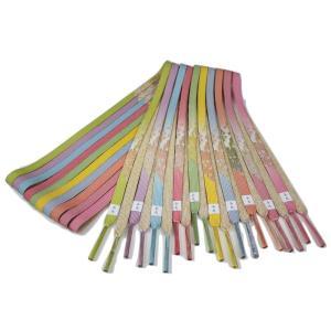 帯締め LLO-1-10  高麗 平組 手組 長尺 ゆとりサイズ LLサイズ|ran