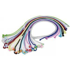 帯締め KUC 帯〆め 飾り紐 帯紐 トンボ玉風 浴衣 アクセサリー 全10色|ran