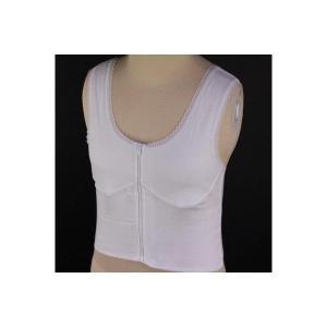 美しく装うための和装汗取りブラジャー フロントファスナー/汗取りガーゼ使用 M/L/LL/ELサイズ|ran