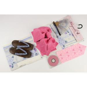 トールサイズ お仕立て上り浴衣7点セット(下駄25.0cm,重ね衿,扇子はおまかせです)TAL-10-F|ran