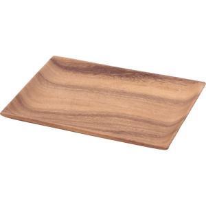 木製食器 木製プレート トレイ アカシア レクタングルトレイXL 30146 キッチン雑貨 食卓 食器 お洒落 おしゃれ|rankup