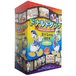 ドナルドダック DVD スペシャルBOX 全40話 311分 DONALD DUCK 日本語吹き替え rankup