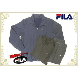 FILA フィラ 上下組 FH1017 セット ジャージ フィットネスパンツ|rankup