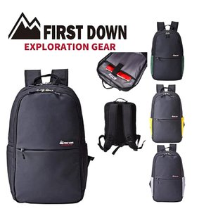 リュック FIRST DOWN 33003 スムース合皮カッティングリュック ファーストダウン 消臭 合皮 PC 2room カジュアル メンズ かばん カバン 鞄   送料無料|rankup