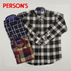 シャツ パーソンズ メンズ PS7335R メール便送料無料|rankup