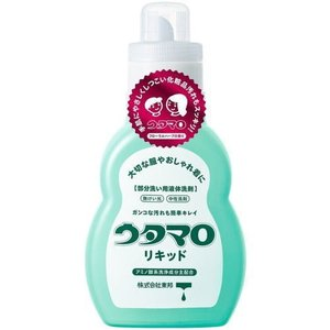 色柄物やおしゃれ着についた汚れも落とせる中性・無けい光の部分洗い用液体洗剤。手肌にやさしく生地にもや...