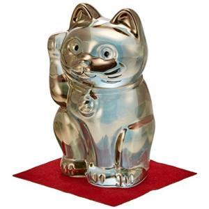 バカラ まねき猫 ゴールド 【並行輸入品】 2-612-997