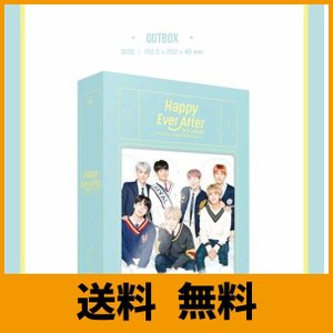 BTS JAPAN OFFICIAL FANMEETING VOL 4 [Happy Ever After] (初回限定生産・海外製造商品)[DVD]