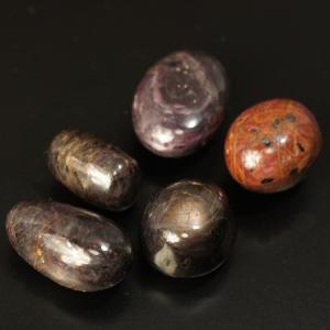 スタールビー 磨きタンブルセット|天然石|パワーストーン メール便対応可|rapanui