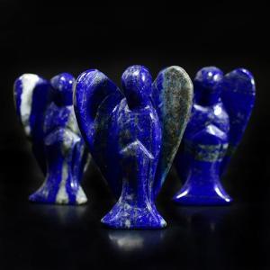 エンジェル(天使)ラピスラズリ(アフガニスタン産) 彫刻 サイズ:30×42mm|rapanui