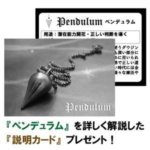 ヒマラヤ水晶 カット セブンチャクラ(カットストーン) ペンデュラム (1個) rapanui 04