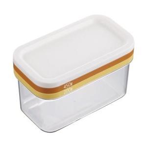 450gのバターを10gのブロックにカットできますので、お菓子作りに大活躍♪また、通常200gのバタ...
