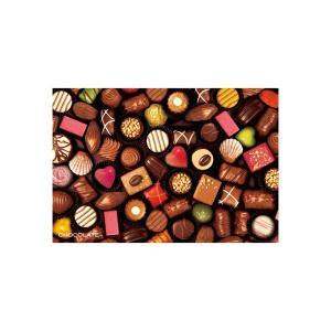 チョコレートのジグソーパズルです。おしゃれなパッケージデザインでプレゼントにも最適♪ 生産国:日本 ...