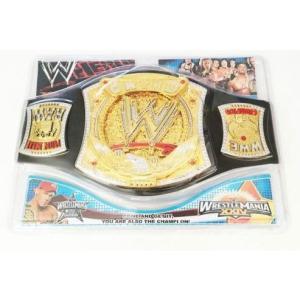 WWE スピニングチャンピオンシップベルト Raw Wrestle Mania ジョン・シナ|rare-mori
