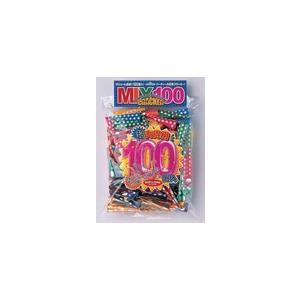 カネコ パーティークラッカー MIX100|rare-mori