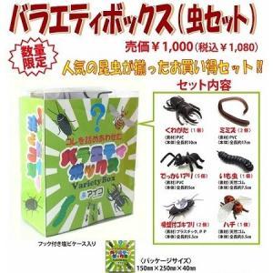 アイコのバラエティボックス 昆虫セット|rare-mori