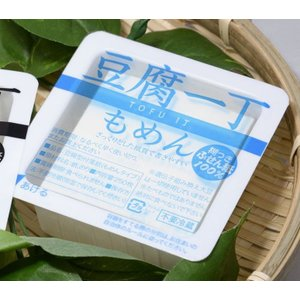 糊つき付箋紙 豆腐一丁 もめん|rare-mori