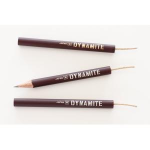 ダイナマイト鉛筆 20本セット おもしろ文房具|rare-mori