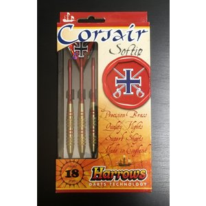 ハローズ コルセア 18g ソフトダーツ Harrows Corsair 【2個までクリックポスト対応商品】|rare-mori