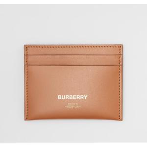 バーバリー BURBERRY カードケース ナツメグ ブラウン レザー|rarelist|02