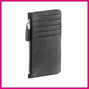 sale retailer b993f eb06b ブルガリ BVLGARI カードケース コインケース 名刺入れ パスケース 定期入れ 新作 ブラック 黒 シルバー レザー 本革 プレート リング
