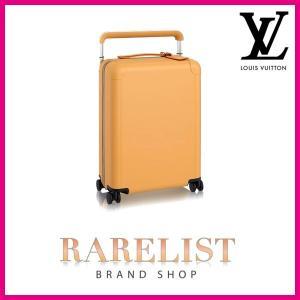 ルイヴィトン LOUIS VUITTON スーツケース キャリーケース 37L 新作 ベージュ系 ヌメ革 レザー 本革 LV ロゴ TSAロック