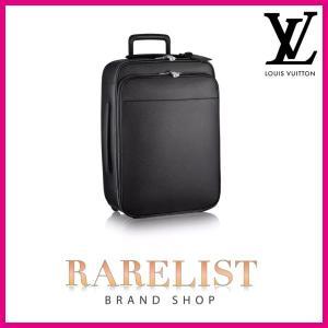 ルイヴィトン LOUIS VUITTON スーツケース キャリーケース 34.5L 新作 ノワール ブラック シルバー タイガ レザー LV ロゴ