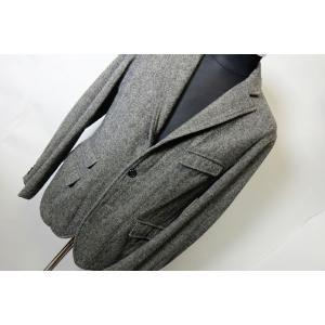 エンジニアードガーメンツ ウールアンドーバージャケット S ツイードテーラードジャケット Engineered Garments Andover Jacket|rarepacino2