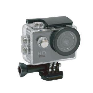 スポーツカメラ 音声録音機能付 ウェアラブルカメラフルHD アクティブカム RAC100HD-BK 同梱・代引き不可|rarihima-store