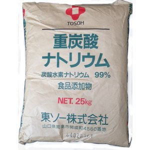 東ソー 重曹(25kg)