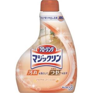 【商品特徴】 ●フローリングの「汚れ落とし」と「つや出し」が1度に。 ●ワックスした床にも使える中性...