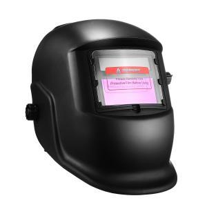 赤字販売 自動遮光溶接面 液晶フィルター 遮光速度1/30000秒 ソーラー充電式溶接マスク・溶接ヘルメッ|rashiniko