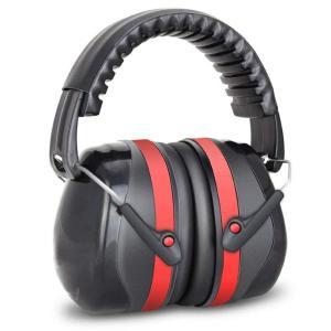 赤字販売 イヤーマフ 防音 遮音値36dB 折り畳み型 装着感良好 ANSI S3.19/CE EN521認証済み 聴覚保護 耳覆い 大人子供兼用|rashiniko