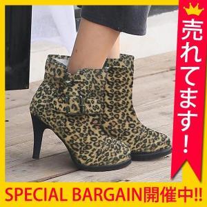 ブーツ レディース  秋靴  2016  ブーティ ヒールエンジニア  シューズ ブーティ (bo-001)
