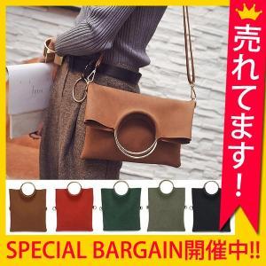 ショルダー バッグ レディース クラッチ 3WAY ハンド BAG 鞄 (ka-118)|raspberryy