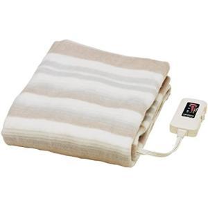 品名  電気敷毛布 NA-023S   商品説明   からだとこころも寒い季節のお布団もあたたか♪ ...