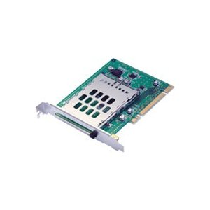 PCIバス接続 1スロット CardBus PCカード アダプタ REX-CBS40 ratoc