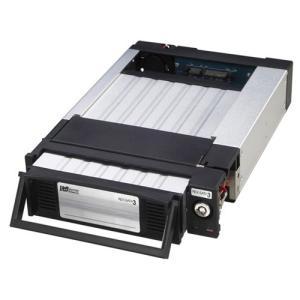 SATAリムーバブルケース 内蔵タイプ(ブラック) SA3-RC1-BKX|ratoc